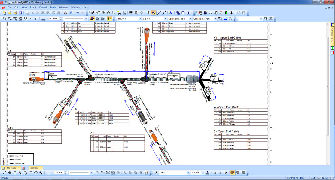 electrical harness design software GET YOUR HARNESSES READY FOR PRODUCTION Lightbox npi support cnw electronics pte ltd cable harness diagram at mr168.co